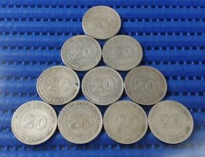 1919-Straits-Settlements-King-George-V-20-Cents-Silver-Coin-Price-Per-Piece