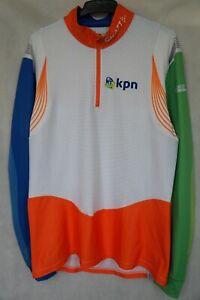 Nederland-KPN-Craft-Patinaje-Deportes-de-invierno-de-camisa-de-mangas-largas-L3-Proteccion-XXL
