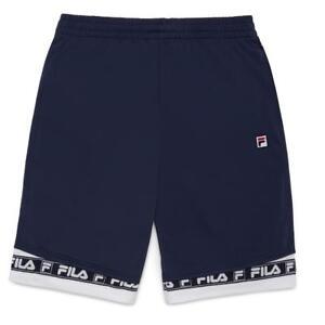 Fila-Navy-White-Tag-Shorts