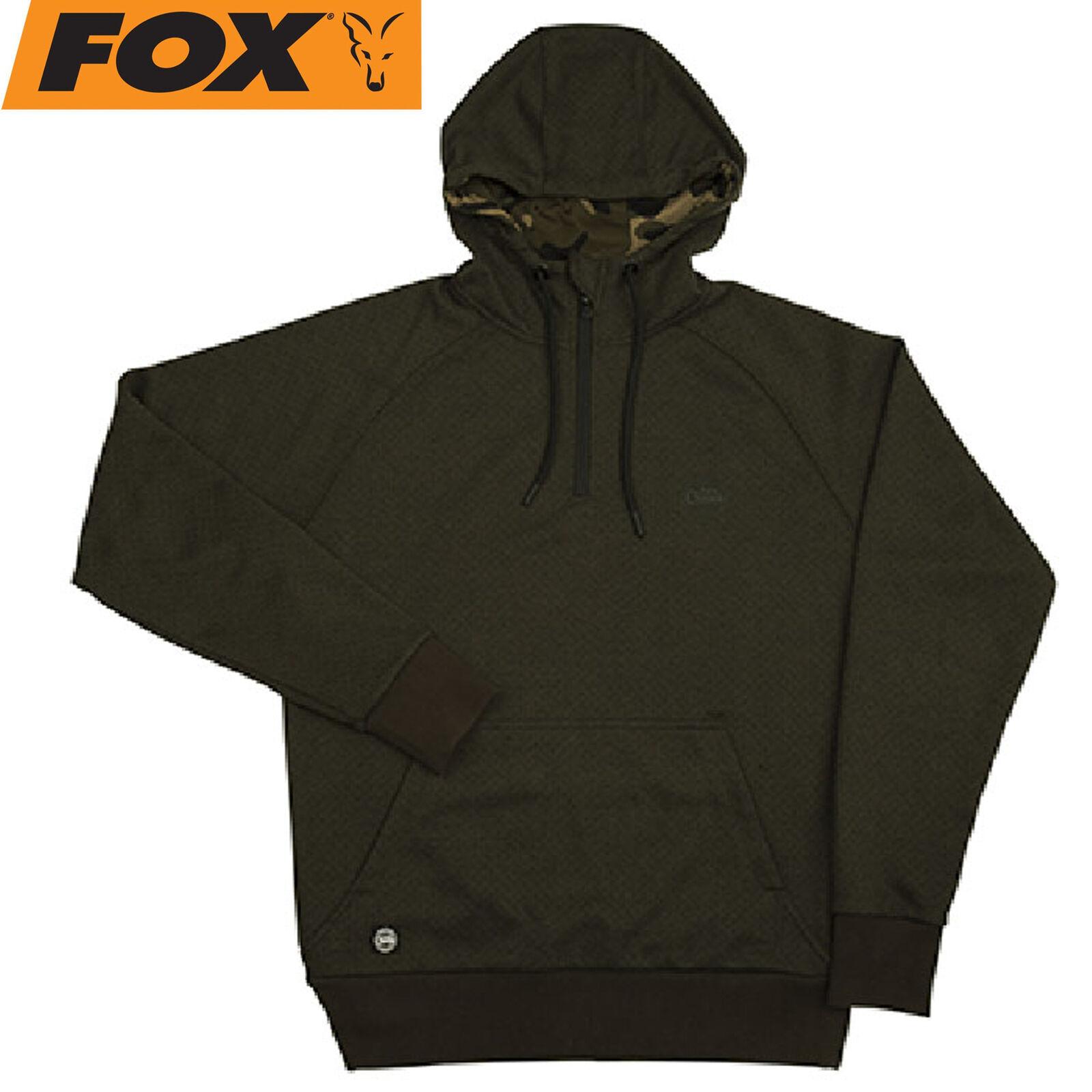 Jacken & Mäntel Bekleidung Fox Chunk Olive Steppjacke/Karpfenangeln