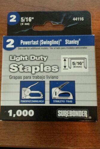 "5//16/"" Swingline 101 Vintage Staplegun Staples"