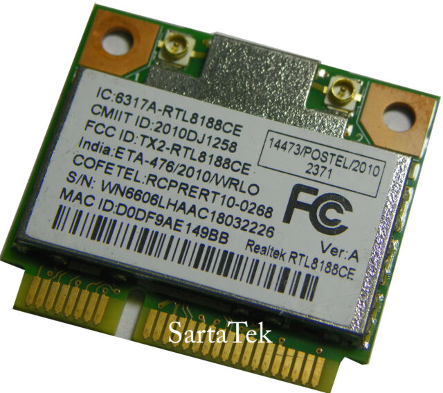 Realtek Wifi Adapter