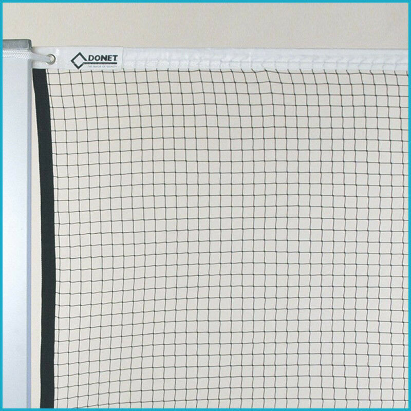 Badminton Turniernetz Turnier Netz 6 02 x 0 76 Nylon 1 2 mm mit Kevlarseil