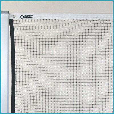 Badminton Turniernetz Turnier Netz 6,02 X 0,76 Mit Kevlarseil Firm In Structure Nylon 1,2 Mm