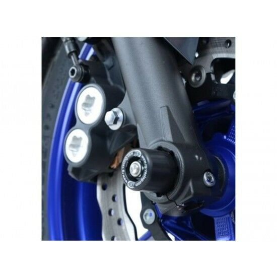 Prossoection de fourche r&g yamaha mt07 R&g racing FP0154BK