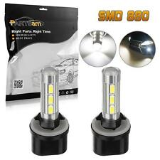 2x 880 892 893 899 High Power 14 SMD 5730 LED White Bulbs For Driving Fog Light