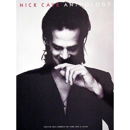 Nick Cave Anthology mit Griffbildern Gesang /& Gitarre Für Klavier