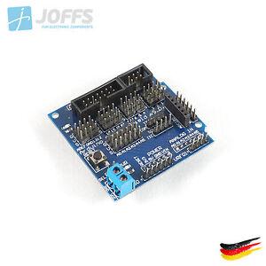 Sensor-Shield-V5-0-fuer-Arduino-Uno-Bluetooth-Digital-Analog-Servo-APC220