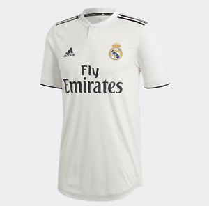 sneakers for cheap c9514 c6e6f Details about Authentic Adidas Real Madrid 2019 short sleeve Home Jersey  Sergio Ramos Modric