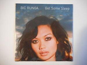 BIC RUNGA : GET SOME SLEEP [ CD SINGLE NEUF PORT GRATUIT ]