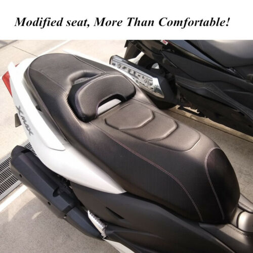 Motorcycle modified leather mat cushion seat For Yamaha XMAX 250 300 2017 2018