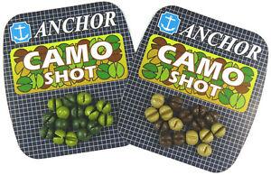 SSG AB ANCHOR DOUBLE-CUT CAMO SHOT 4 DIVISION DISPENSER SA AAA sizes