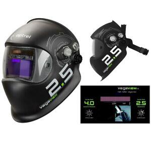 Optrel Vegaview 2.5 Automatik Schweißerhelm Schweißhelm Schweißschirm Maske
