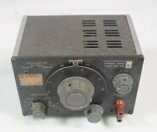 New Listinggeneral Radio Company Type 1310 A 600 Ohm Oscillator