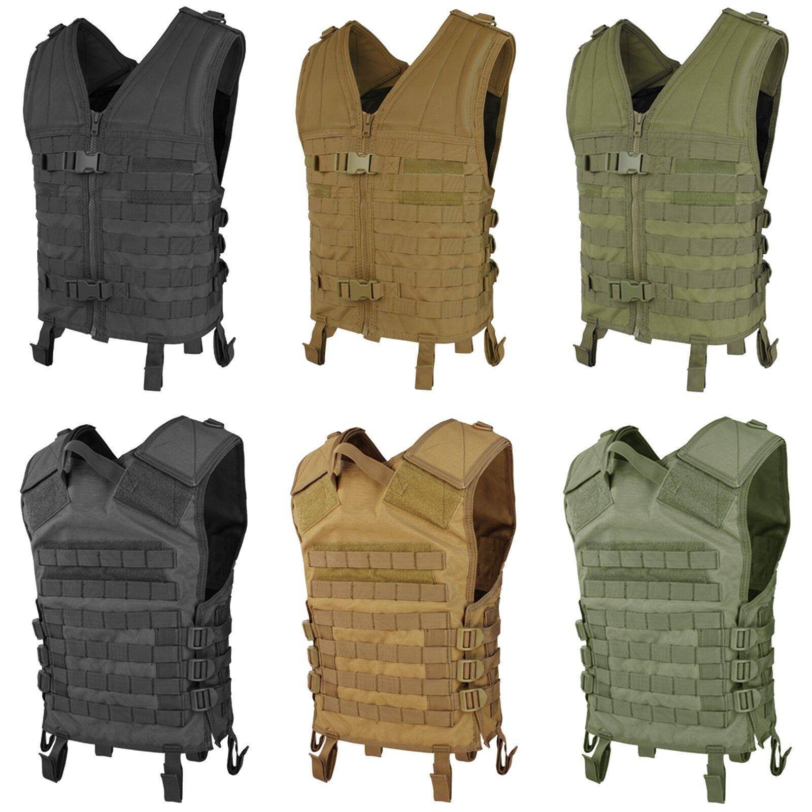 CONDOR MV-001 Modular Style Vest OD