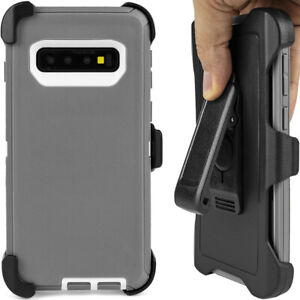 Cell-Phone-Case-For-Samsung-Galaxy-S10-S10Plus-G9750-6-4inch-With-Belt-Clip