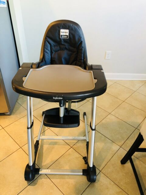 Awesome Inglesina Zuma High Chair Graphite Grey Used Ibusinesslaw Wood Chair Design Ideas Ibusinesslaworg