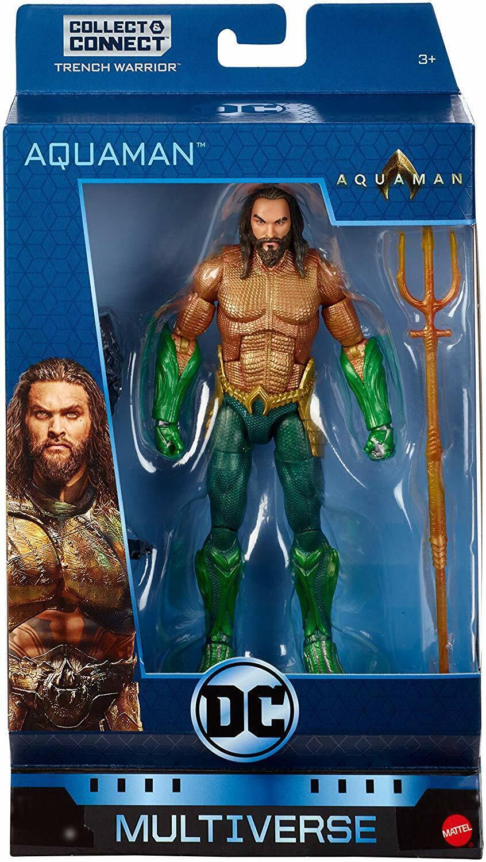 DC Comics Multiverse Aquaman 6  Figure - NIB