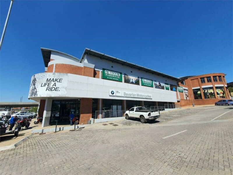 1,313 SQM SHOWROOM FACILITY TO RENT WITHIN CENTURION