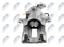 Tout-Neuf-Etrier-de-Frein-Gauche-Arriere-pour-Alfa-Romeo-156-166-HZT-AR-003 miniature 1