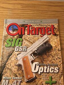 On Target Sept 2004, Wilson Combat M-4T,  Henry Big Boy .44 Magnum