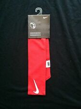 NEW Nike Head Tie Tennis Headband - Red/White
