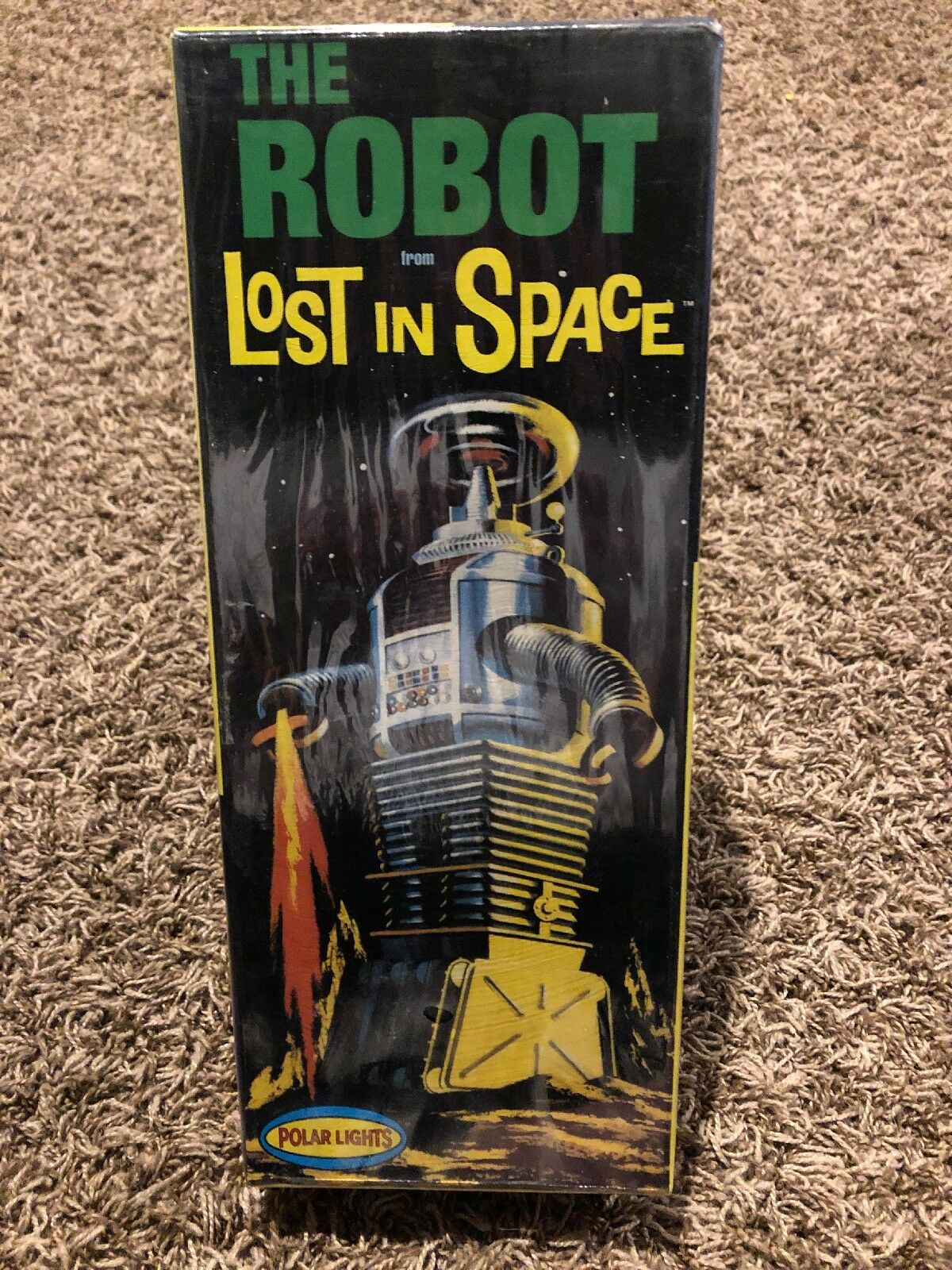 The Robot from Lost in Space Model Kit New Sealed Mint Polar Lights