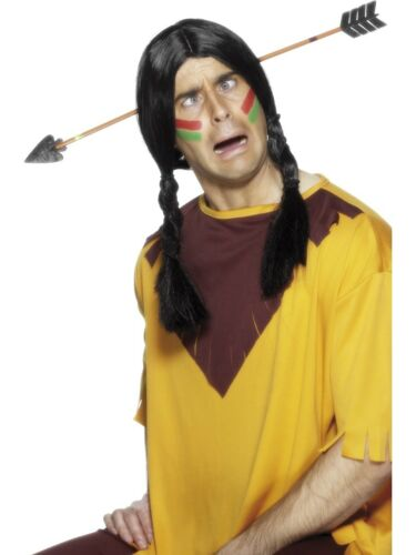 Arrow Through The Head Wild West Indian Fancy Dress Accessory