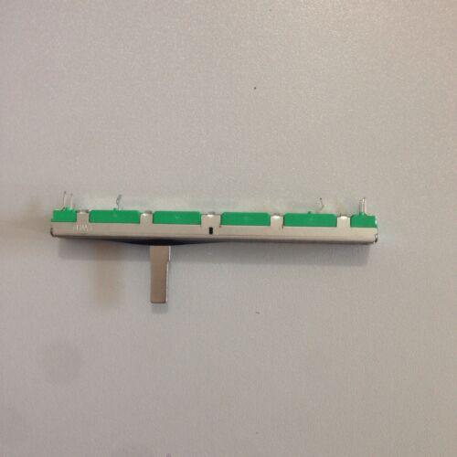 1 un Fader Mezclador diapositiva potenciómetro 10k Ohm Linear pot 60mm viajes B103