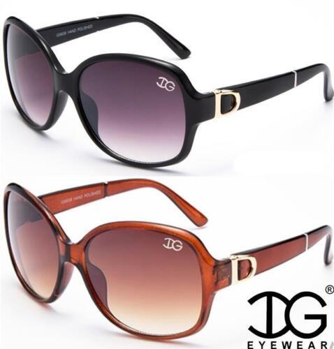 Designer occhiali da sole Oversize A FARFALLA SCUDO QUADRATO GRANDE BIG Signore Donne IG ®