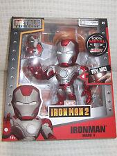 Iron Man 2: Mark V Metal Die-cast Figure Marvel - Lootcrate DX Exclusive