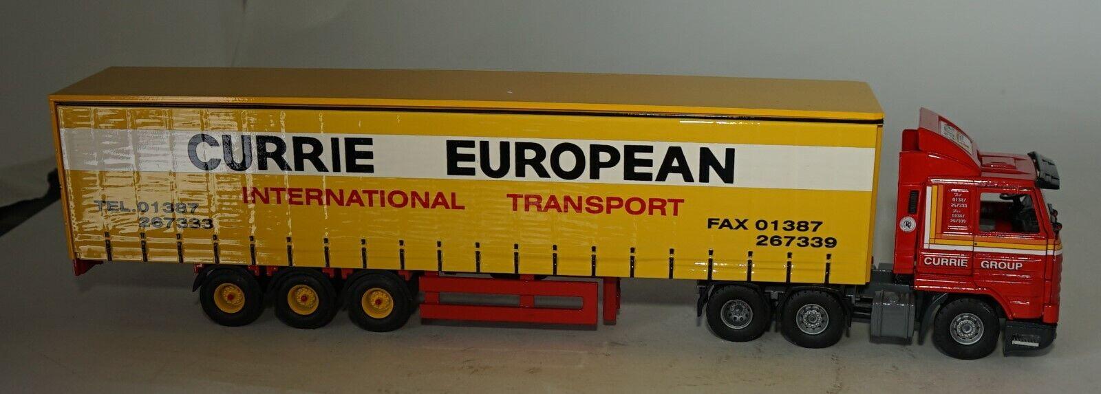 Tekno 42 Scania Scania 113M 360 Currie European in 1 50 scale rare