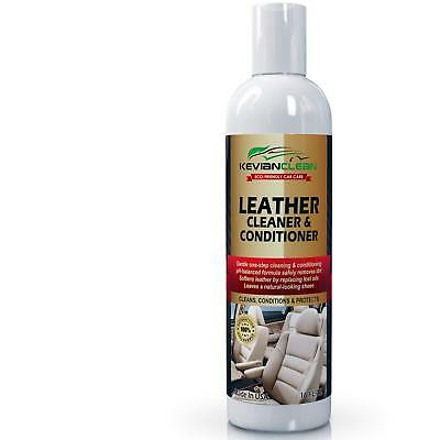 Leather Cleaner Conditioner Upholstery Protect Car Seat Furniture