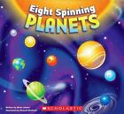 Eight Spinning Planets by Brian James (2010, Hardcover)