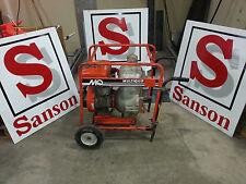 Used Multiquip Water Trash Pump Model Qp30 Ita 3 Inlet Sanson Nw