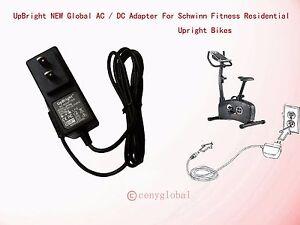 ac adapter for schwinn 101 103 112 113 122 123 222 223 226 227 231 rh ebay com Bike Instruction Manual Schwinn Computer Manual