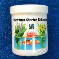 Söll Filter Starter Bakterien 250 oder 500 g Wasser Teich Tetra 24Std.Versand