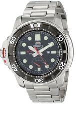 Orient M-Force Beast SEL06001B0 Black Dial Stainless Steel Men's Watch