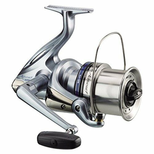 New SHIMANO SPINNING REEL SA Active Surf Thin Line 028013 Japan