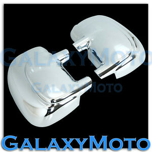 Ford-99-07-Super-Duty-F250-F350-F450-Triple-Chrome-plated-ABS-Mirror-Cover-kit