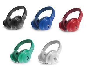 JBL E55BT Over Ear Wireless Bluetooth Headphones