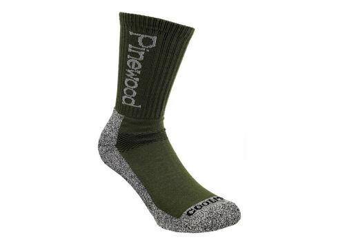 Pinewood Coolmax Outdoor-Socken 2er-Pack