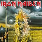 Iron Maiden S/t LP 8 Track Reissue on 180gram Heavyweight Black Vinyl Released