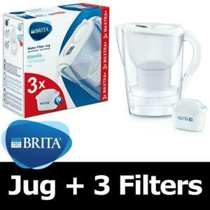 BRITA-Marella-Cool-MAXTRA-Plus-2-4L-Water-Filter-Jug-3-Month-Cartridges-Pack