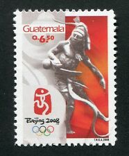 Guatemala 2008 Olympiade Peking Olympics Beijing Maya 1496 Postfrisch MNH