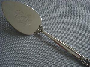 Vintage Georg Jensen Continental Medium Serving Spoon 113