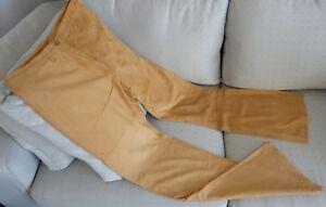 Chips in beige taglia pantaloni 38 suede 47q4xpwfv