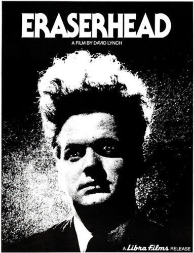 Eraserhead - 1977 - Movie Poster