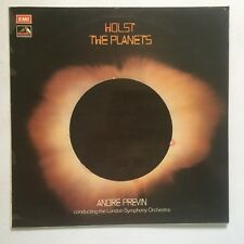 Holst - The Planets - Previn LSO - EMI - ASD 3002 - 1974 GT Britain - Vinyl LP