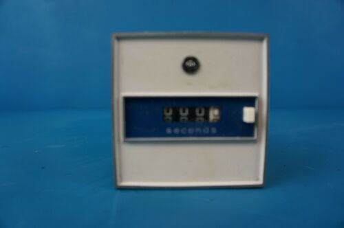 Details about  /AUTOMATIC TIMER /& CONTROLS 5702A346A01X TIMER 000.0 TO 999.9 SECONDS